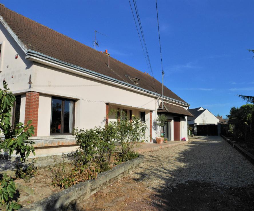 Vente Maison 7 pièces 153m² MEUNG SUR LOIRE - photo