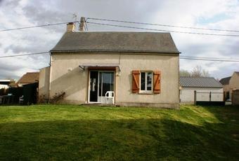Vente Maison 3 pièces 42m² Brutelles (80230) - photo