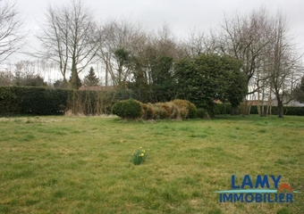Vente Terrain 533m² Quesnoy le montant - Photo 1