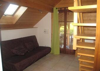 Location Appartement 1 pièce 21m² Marcellaz (74250) - Photo 1