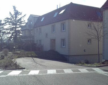 Location Appartement 3 pièces 70m² Colmar (68000) - photo
