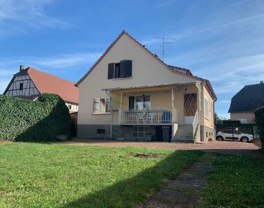 Sale House 5 rooms 120m² sundhoffen - photo