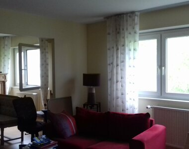 Renting Apartment 4 rooms 110m² Colmar (68000) - photo