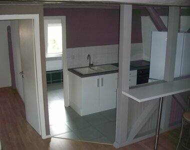 Location Appartement 2 pièces 65m² Colmar (68000) - photo