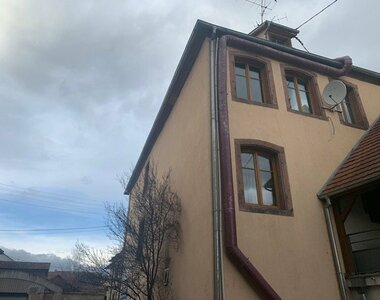 Vente Appartement 4 pièces 110m² ingersheim - photo