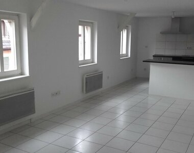 Renting Apartment 3 rooms 77m² Colmar (68000) - photo