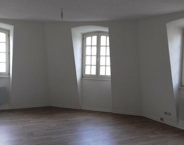 Location Appartement 2 pièces 60m² Colmar (68000) - photo