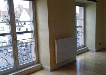 Renting Apartment 2 rooms 54m² Colmar (68000) - Photo 1