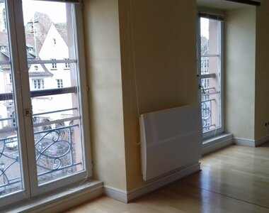 Location Appartement 2 pièces 54m² Colmar (68000) - photo