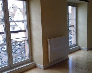 Renting Apartment 2 rooms 54m² Colmar (68000) - photo