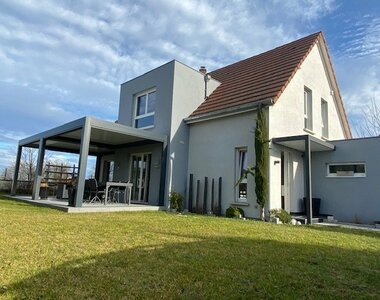Sale House 6 rooms 150m² biesheim - photo