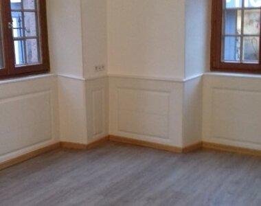 Renting Apartment 2 rooms 42m² Wintzenheim (68920) - photo