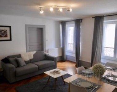 Renting Apartment 2 rooms 55m² Colmar (68000) - photo