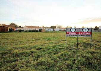 Sale Land 586m² Corcoué-sur-Logne (44650) - Photo 1