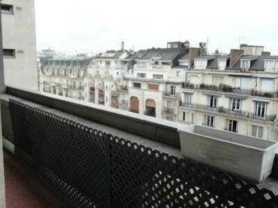 Location Appartement 1 pièce 39m² Paris 17 (75017) - photo