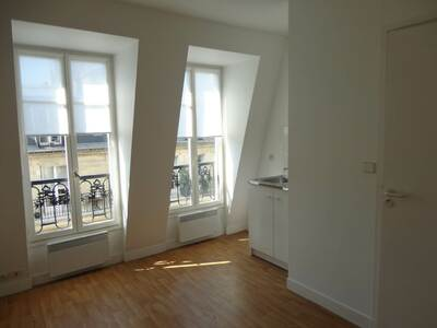 Location Appartement 1 pièce 13m² Paris 17 (75017) - photo