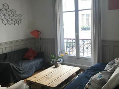 Location Appartement 3 pièces 58m² Paris 16 (75016) - photo