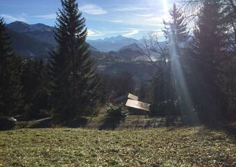 Vente Terrain 1 350m² Onnion (74490) - photo