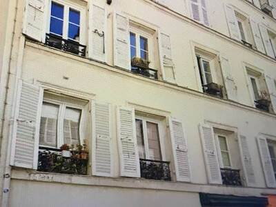Vente Appartement 1 pièce 16m² Paris 18 (75018) - Photo 1