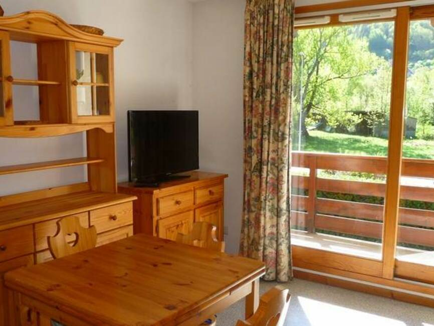 Location Appartement 1 pièce 23m² Allemond (38114) - photo