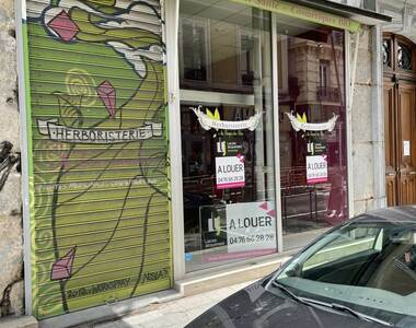 Renting Commercial premises 55m² Grenoble (38000) - photo