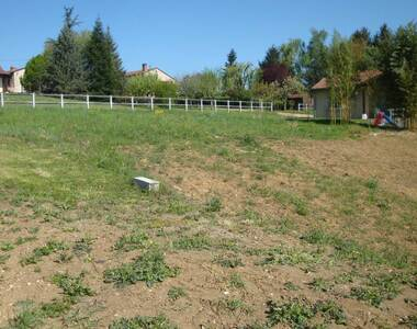 Vente Terrain 661m² Cluny (71250) - photo