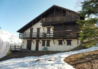 Sale Apartment 3 rooms 56m² Le Bourg-d'Oisans (38520) - photo