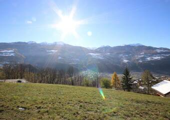 Vente Terrain 848m² Aime (73210) - photo