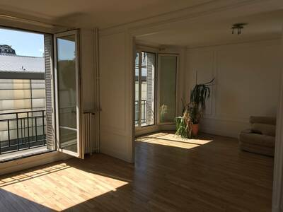 Location Appartement 4 pièces 98m² Paris 15 (75015)