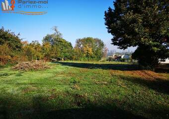 Vente Terrain 946m² Châtonnay (38440) - Photo 1