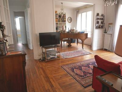 Vente Appartement 3 pièces 76m² Paris 16 (75016) - photo