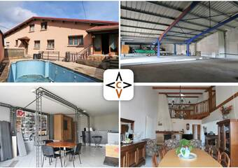 Vente Immeuble 1 880m² Montferrat (38620) - Photo 1