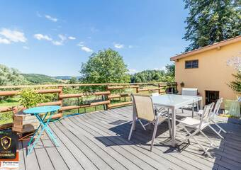 Vente Maison 6 pièces 135m² Haute-Rivoire (69610) - photo