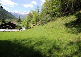 Sale Land 1 580m² Séez (73700) - photo