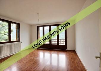 Renting Apartment 2 rooms 51m² Bourg-Saint-Maurice (73700) - Photo 1