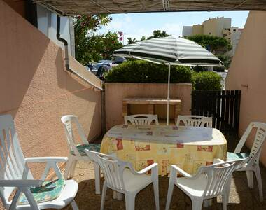 Vente Appartement 3 pièces 28m² Port Leucate (11370) - photo
