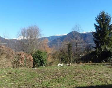 Vente Terrain 800m² Saint-Vincent-de-Mercuze (38660) - photo