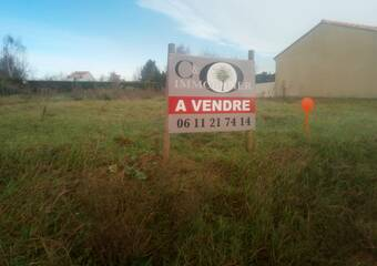 Vente Terrain 571m² MONTBERT - photo