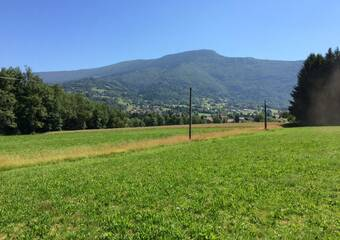 Vente Terrain 824m² Novalaise (73470) - photo