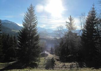 Vente Terrain 1 300m² Onnion (74490) - photo