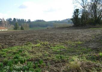 Vente Terrain 1 000m² La Bâtie-Divisin (38490) - photo