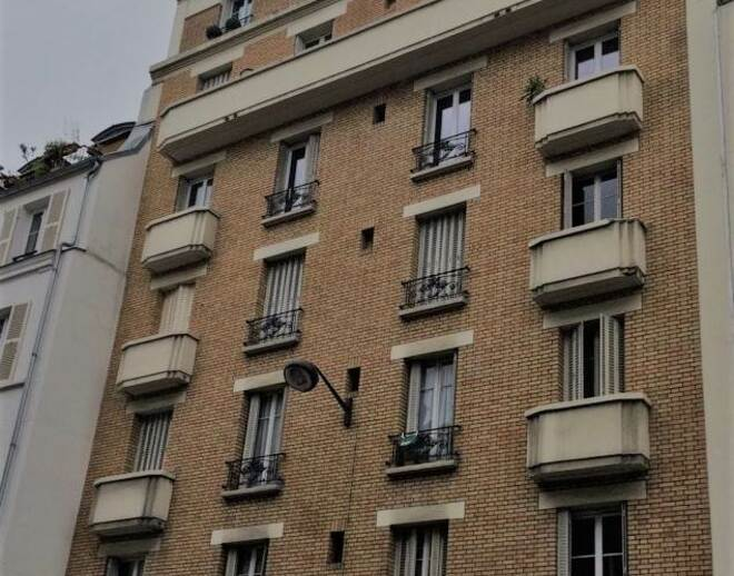Vente Appartement 1 Pi 232 Ce Paris 17 75017 351495