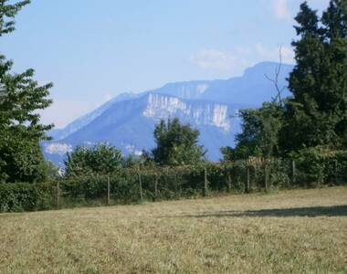 Vente Terrain 1 026m² Voiron (38500) - photo