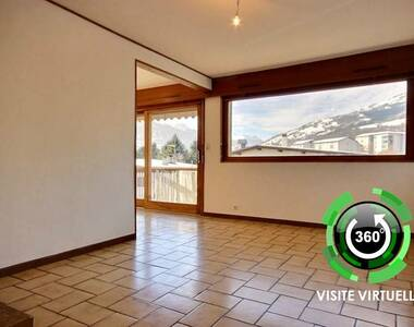 Location Appartement 4 pièces 64m² Bourg-Saint-Maurice (73700) - photo