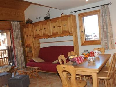 Appartement 6 couchages Samoëns (74340)