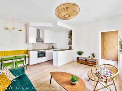 Location Appartement 2 pièces 36m² Paris 20 (75020) - Photo 1