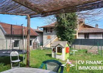 Vente Appartement 4 pièces 140m² Renage (38140) - photo