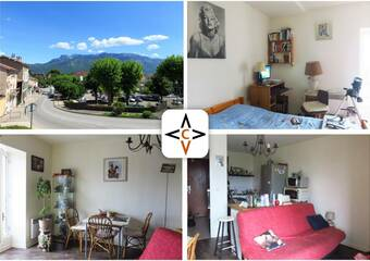 Vente Appartement 3 pièces 47m² Tullins (38210) - photo