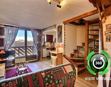 Sale Apartment 4 rooms 37m² LA PLAGNE MONTALBERT - photo