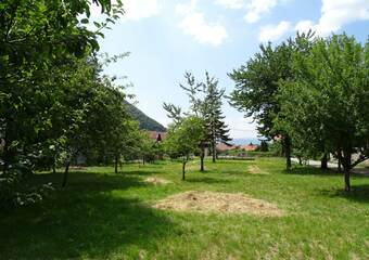 Vente Terrain 600m² Bonneville (74130) - photo